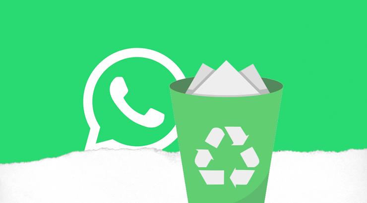 recuperar as conversas apagadas do WhatsApp