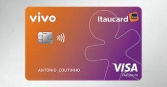 Cartão de Crédito Vivo Itaucard - Conheça as Vantagens e Como Pedir!