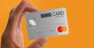 Cartão de Crédito BMG Card - Veja Como Solicitar