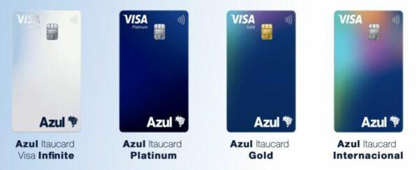 Promoção do Cartão Azul Itaucard